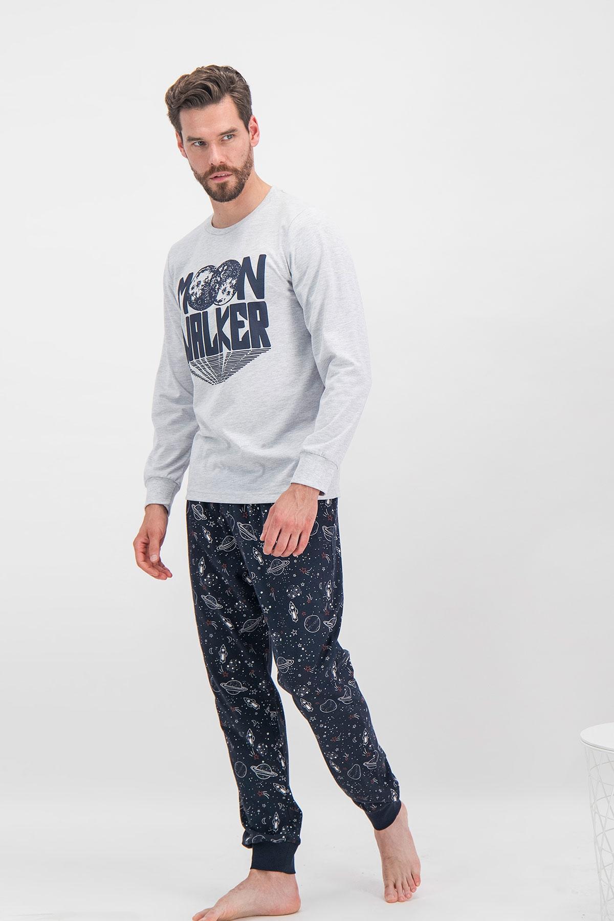 Arnetta Moon Walker Grimelanj Baba Oğul Pijama Takımı (1)