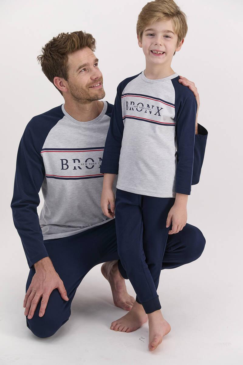 Arnetta - Arnetta Bronx Karmelanj Erkek Pijama Takımı (1)