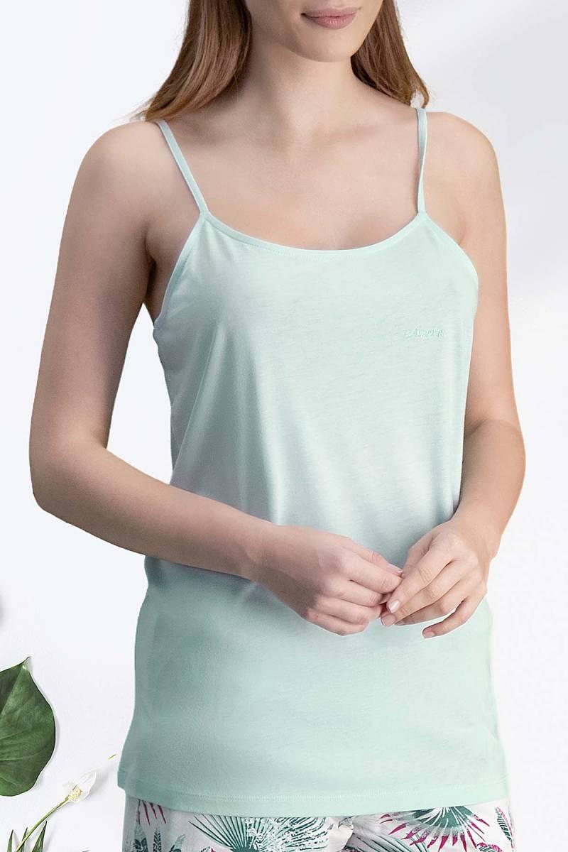 Arnetta - Arnetta Lamina Nil Yeşili Kadın Şort Takım (1)