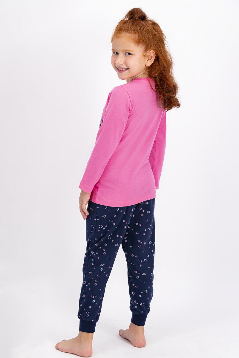 LOL - Lol Lisanslı Pembe Kız Çocuk Pijama Takımı (1)