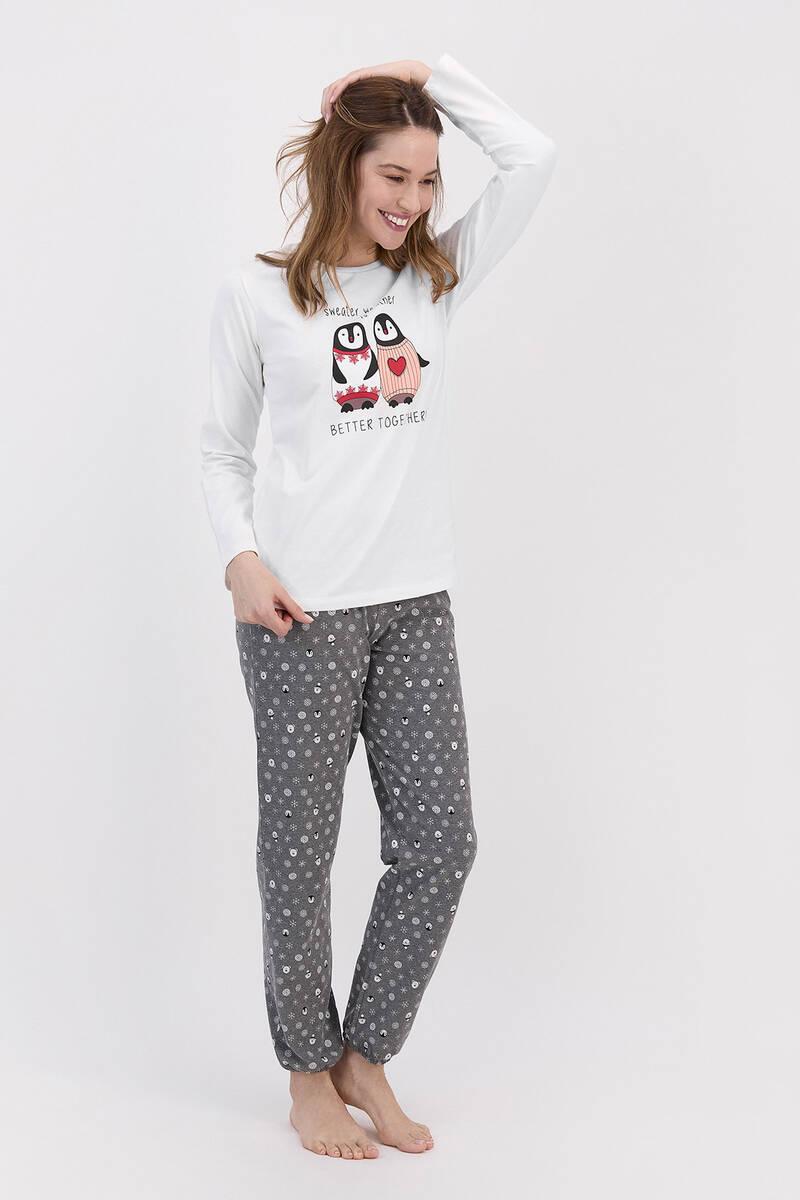 RolyPoly - RolyPoly Better Together Kadın Kız Çocuk Pijama Takımı